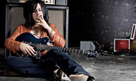 STEVE STEVENS: il Guitar Hero in arrivo a Bergamo