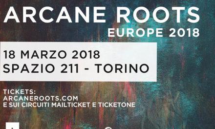 Arcane Roots: tornano a Torino a Marzo 2018