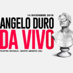 Angelo Duro: da vivo tour 2020