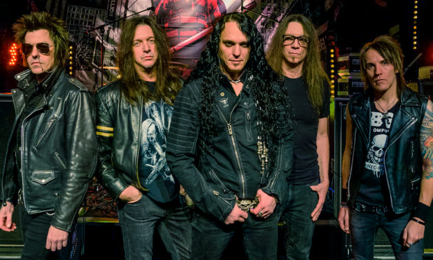 Skid Row + Hollowstar + Electric Mary: European tour 2019