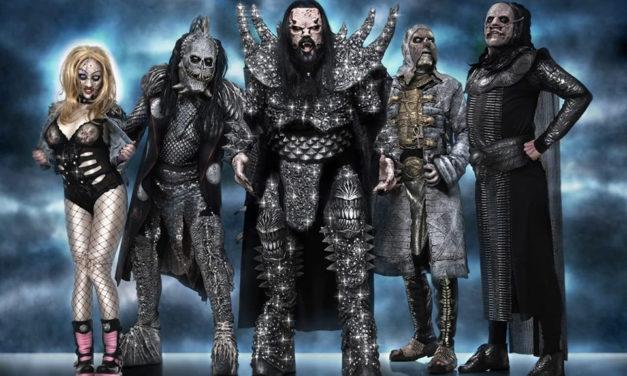 Lordi: Killectour 2020