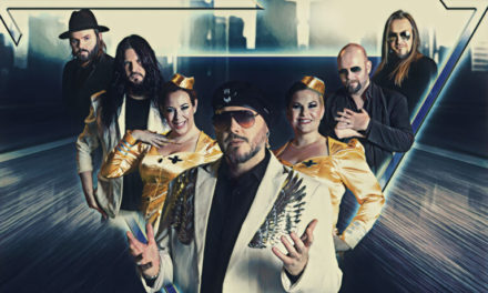The Night Flight Orchestra: Aeromantic tour 2020