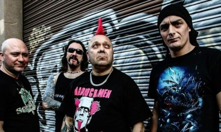 THE EXPLOITED: concerto al Bloom a Mezzago