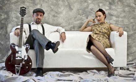 ANITA CAMARELLA & DAVIDE FACCHINI: in supporto a Andy Mckee