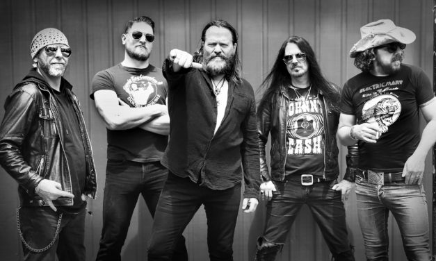 Electric Mary: concerto in supporto a Skid Row a Fontaneto D'Agogna