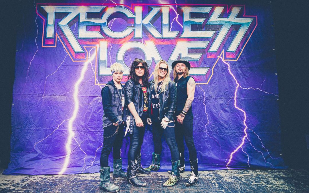 RECKLESS LOVE: Merry Metal Madness Tour 2022